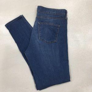 Top shop Moto Leigh Jeans